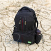 2016 Best Nylon shoulder bag Waterproof DSLR Camera bag backpack