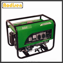CE approved hot sale 4 stroke silent single phase cheap hot type portable home use natural gas generator