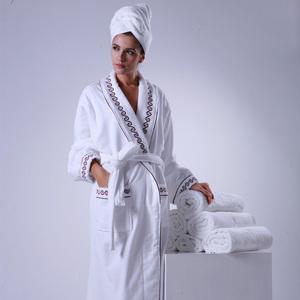 Bath Robe White Hotel 14ea91ee7