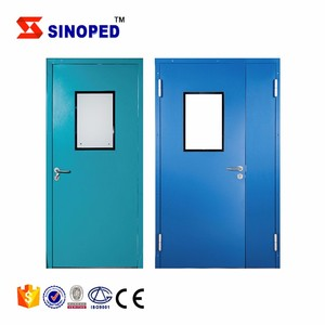 12kg/m3 Cleanroom Eps Sandwich Panel/door/accessories China
