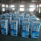 reverse osmosis touch screen purified drinking water vending machine