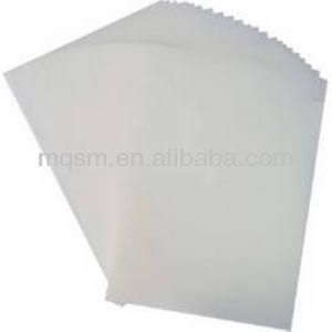 0.15mm Laser Print Clear Pet Plastic Sheet