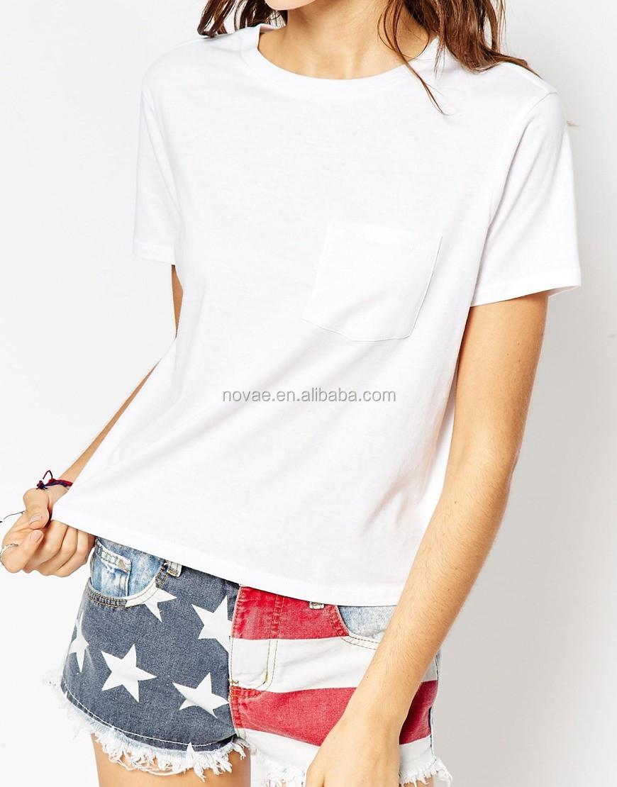 White t shirt bulk cheap - Cheap Cotton Soft Plain White T Shirts Bulk Blank T Shirts Women