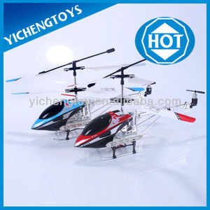 3.5CH radio control metal toy helicopter gyro with charger,rc helicopter,rc airplane