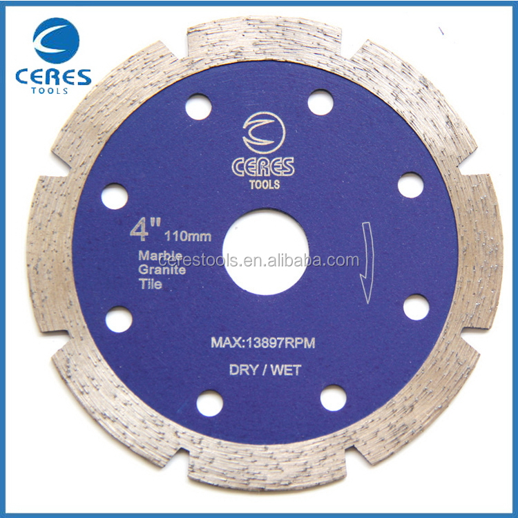 New arrival best-selling stress detection diamond saw blades