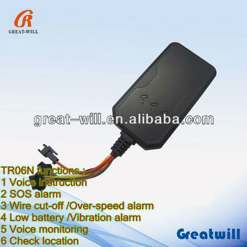 gsm SOS alarm with remote start engine,cut off oil/electricity function