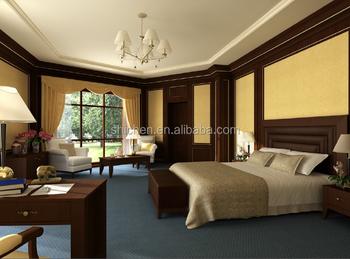 Foshan Shunde Royal Luxury Expensive Bedroom Furniture Set