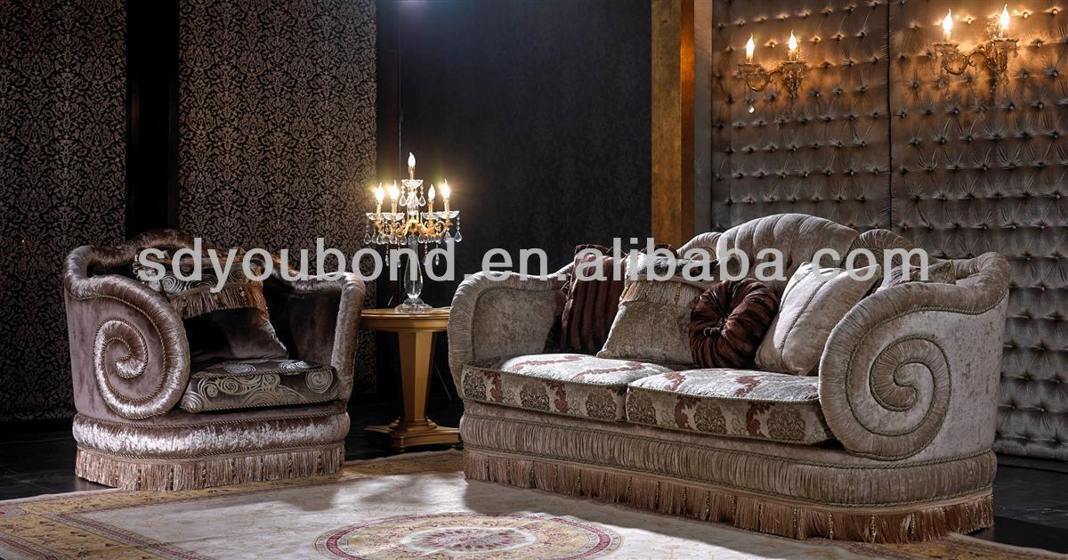 Turkish Sofa Furniture Baci Living Room