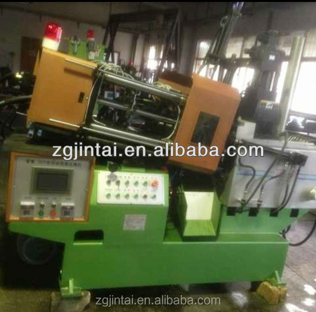 high pressure metal zinc alloy jewelry die casting machine
