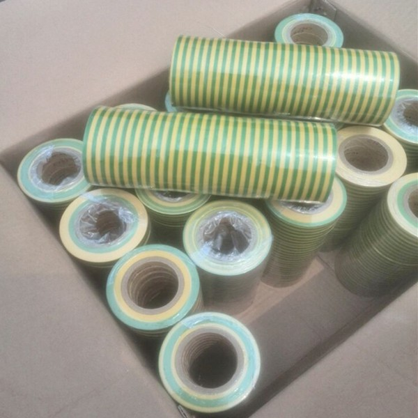 High temperature free samples Flame retardant electrical insulation PVC adhesive insulating tape