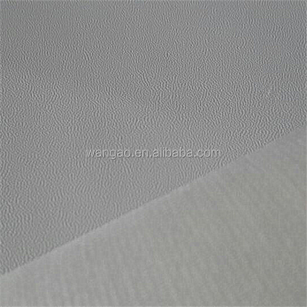 good quality feel soft rexine raw materials for shoe making