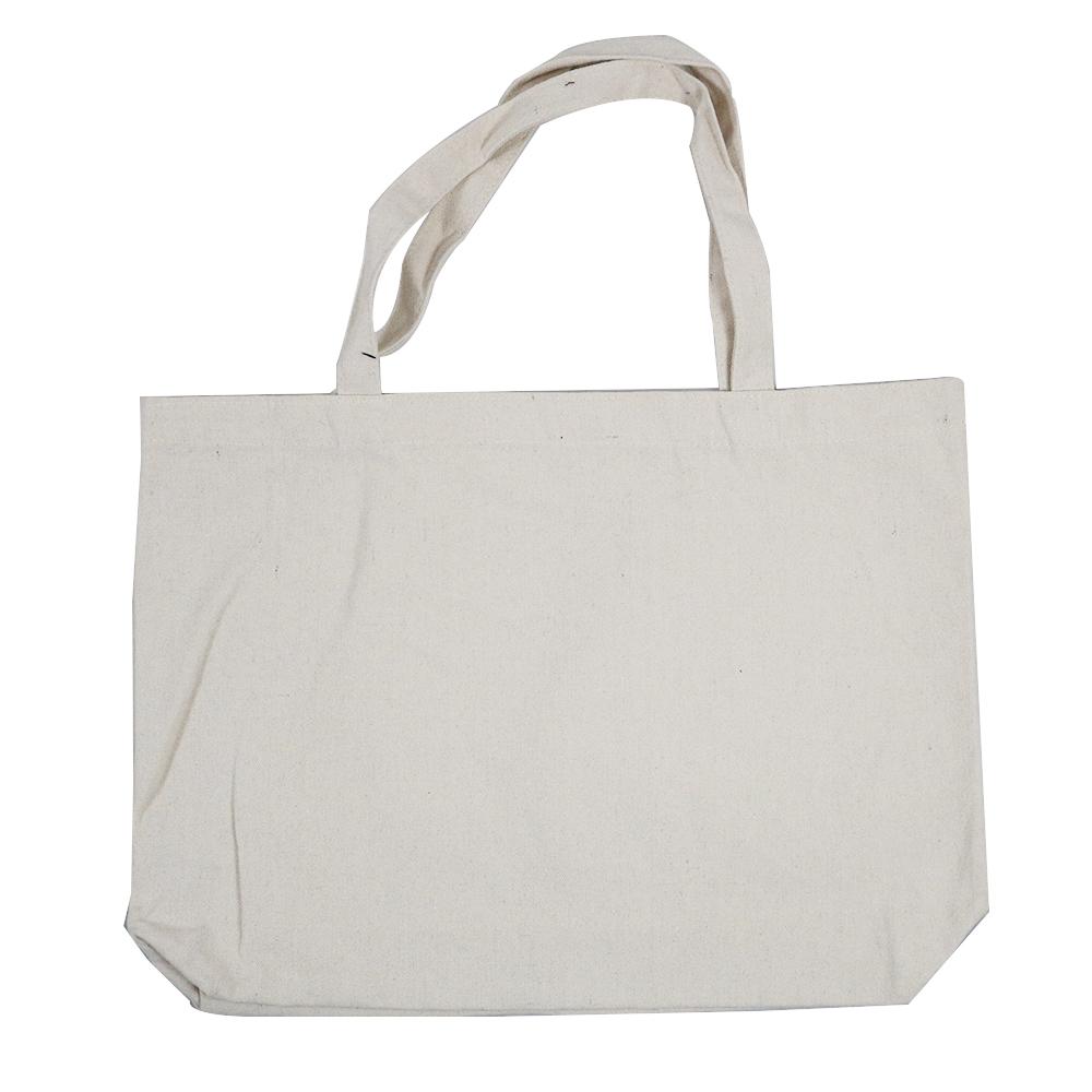 1fdc9315be Haute qualité Pas Cher coton recyclé tissu fourre-tout sacs à provisions ...