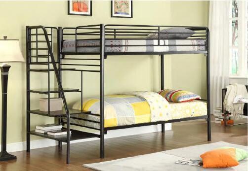 Etagenbetten Erwachsene : Etagenbett erwachsene weiß nische matratzen rollroste