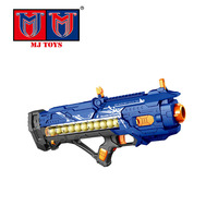 Plastic missile air-soft bulle sniper gun toy for wholesale