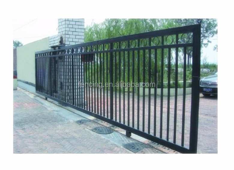Concrete Fence And Gate Design 15 Best Cement Fence