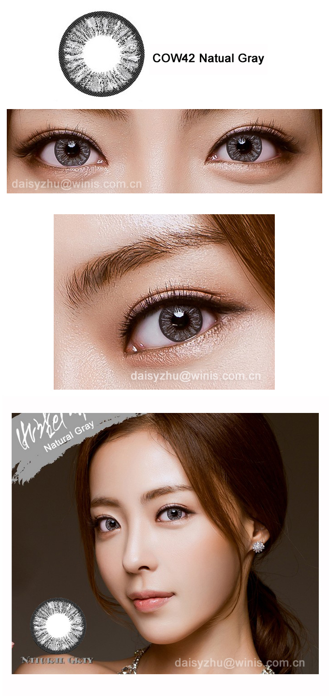 50 Colors] Colors Of The Wind Brands Of Contact Lenses Yearly 3 ...