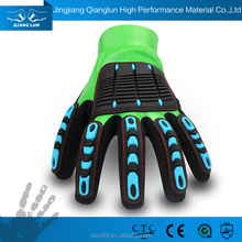 fast supplier machinery knitted hand guard protective gloves cutting glass
