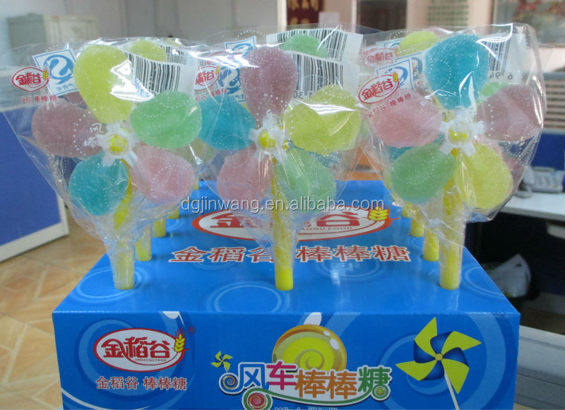 windmill jelly candy