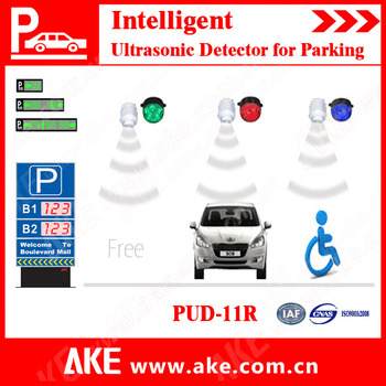 Car Park System With Parking Guidance System For Big Car Parking ...