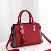 2019 Fashion china supplier yiwu factory women leather bags ,lady handbags