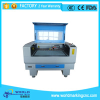 Foam/Acrylic/Paper/Wood/Leather/Fabric/Plastic/ Plywood Co2 Laser Cutting Engraving Machine 1209/best service