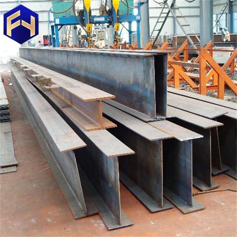 Tianjin Anxintongda ! beam 150 x 75 fabrication raw mateical h section steel
