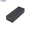 HORED 2018 IEEE802.3af/at standard Gigabit 48V active PoE Injector