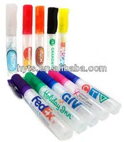 10ml pen frosted plastic spray bottle with cap