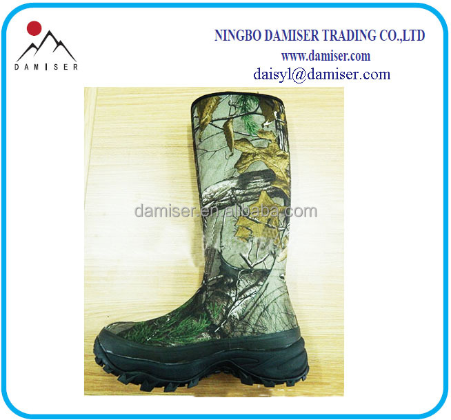 Boots Lightweight Hunting Neoprene Camo Camouflage MB05 w7BdqqXSx