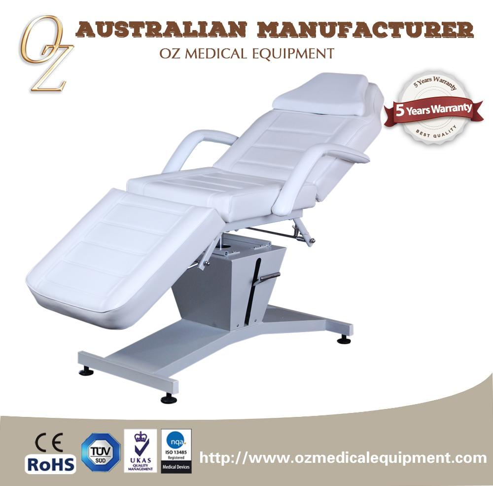 Beau Hydraulic Lift Up Massage Bed Mechanical Massage Table Hydraulic Facial Bed  Spa Table