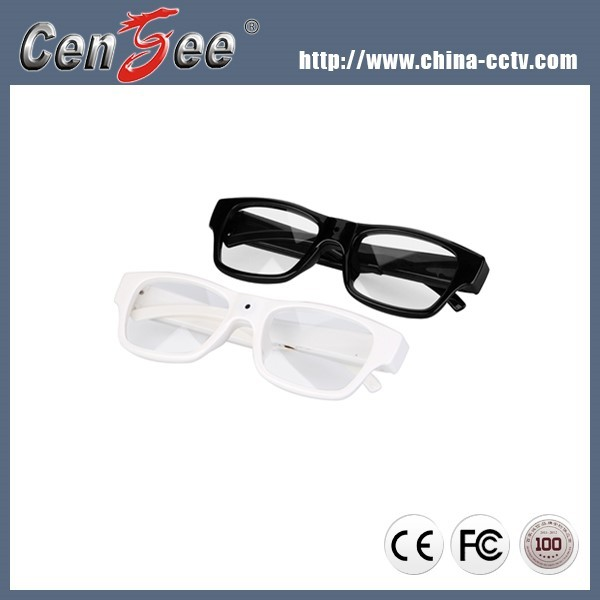 HD DVR Video Recorder Eyewear DV Cam Full HD 1080P Glasses Hidden Camera