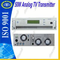 50W Analog UHF PAL audio video rf modulator radio station equipment list A3