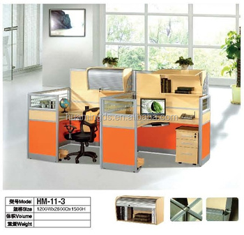 eco friendly office. Eco-friendly Office Desk For 2 People HM-12-3 Eco Friendly