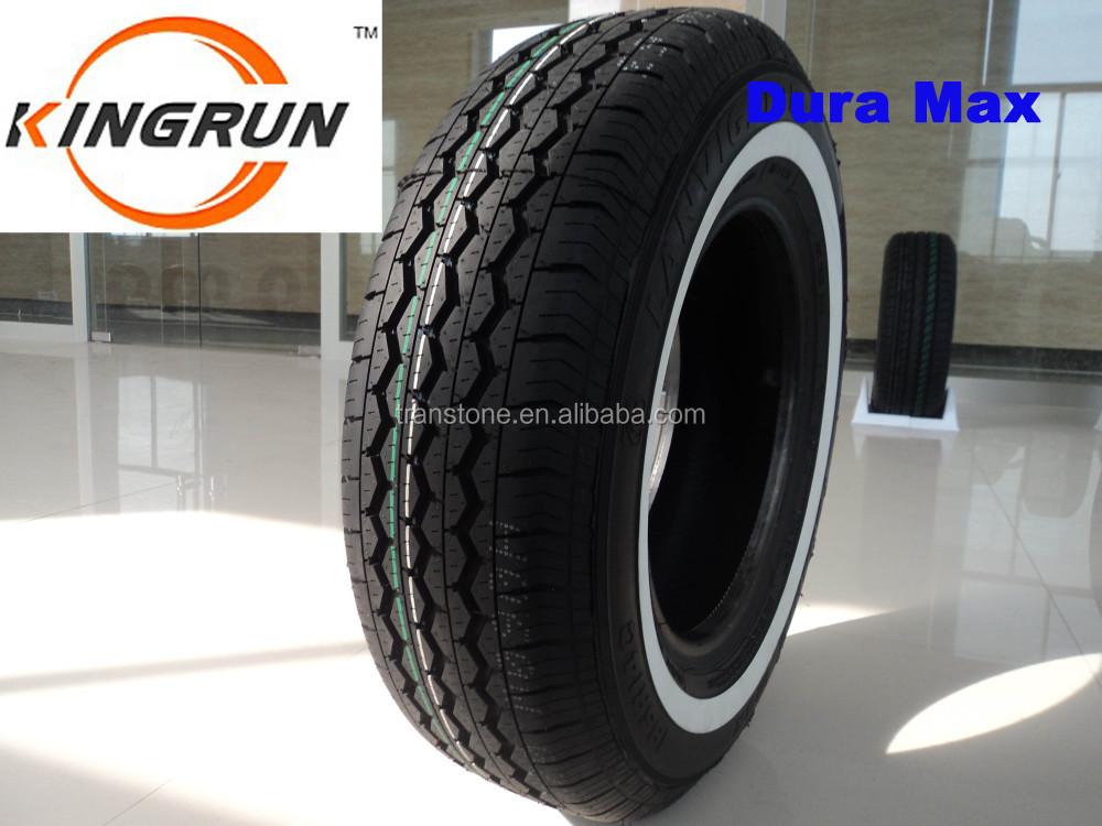 Chinese Tyre Wholesale Kingrun Dura Mile Light Truck Tyre 185r14c ...
