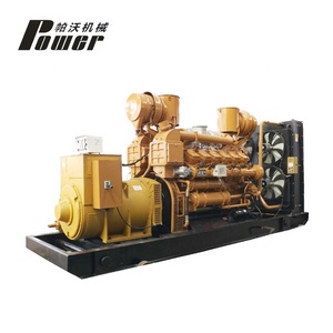 Hot sale 10-200kw gas operated electric generator