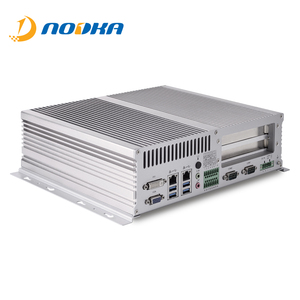 Cheap i3 i5 i7 CPU 2 ethernet oem mini pc desktop