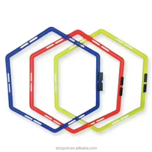 Hex Agility ring & Speed Agility Training Rings for Tennis Soccer Football Training