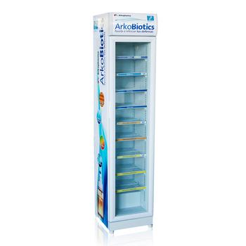Wholesale Low Price Single Glass Door Medical Vaccine Mini