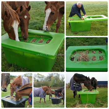 paradise sport hay horse feeders and dutch hollow slow moriesian paddock feeder powered horses acres breeding barrel