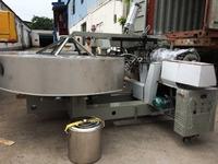 2500pc/h full automatic ice cream rolled sugar cone machine,cone baking machine