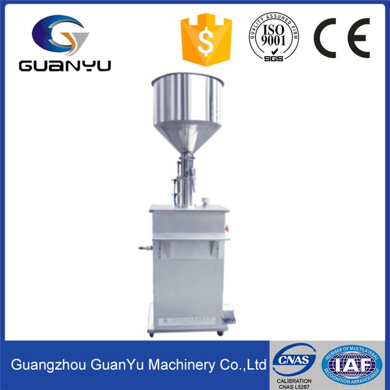 Automatic Pnuematic Paste Filling Machine
