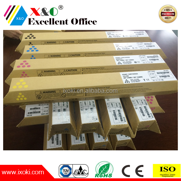 Quality Premium Cheap price Compatible Ricoh toner cartridge