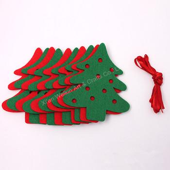 Laser cut pattern felt christmas ornament buy felt christmas laser cut pattern felt christmas ornament maxwellsz