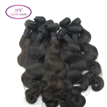 Beautiful 3 Bundles With Closure Product Double Weft Wholesale Brazilian Hair Human Hair Extensions