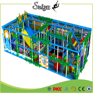 Xiaofeixia Low Price Customized Interesting Amusement Park Kids Indoor Playground