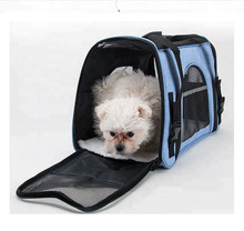 Cane E del Gatto Sacchetto di Elemento Portante Dell'animale Domestico Cane Zaino Pet Carrier Tote Bag