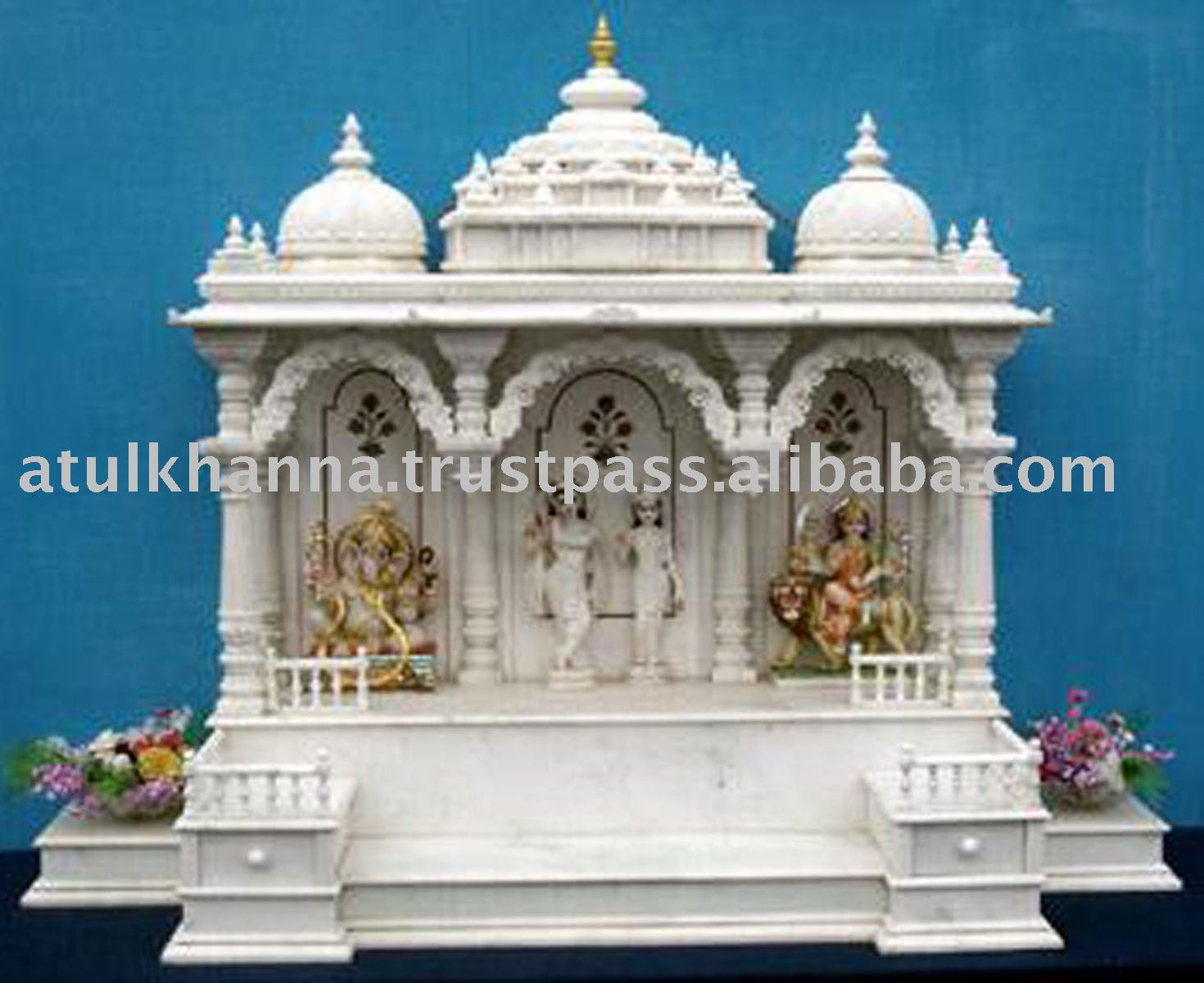Marble Temple And Mandir   Buy Marble Temple,Marble Mandir,Stone Carving  Temple Product On Alibaba.com