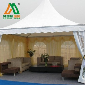 Various pvc color size 4x4 5x5 6x6 party gazebo tent for europe
