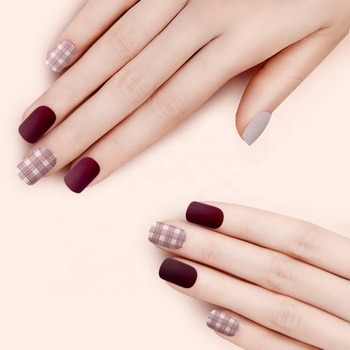 artificial finger nail tips