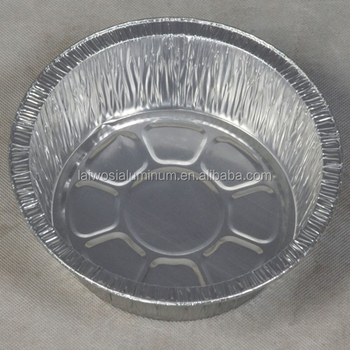 Disposable aluminum foil wide rim cake baking pans/pizza pie pan/cake pans round & Disposable Aluminum Foil Wide Rim Cake Baking Pans/pizza Pie Pan ...
